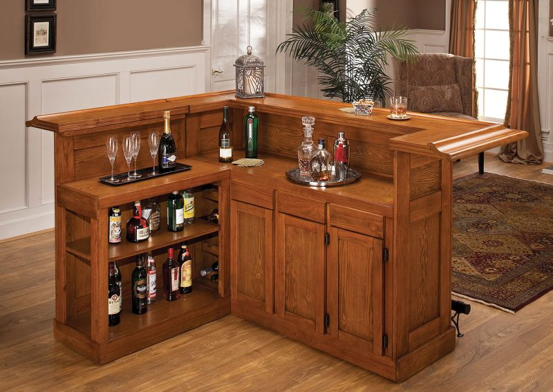 Home Mini Bar Ideas