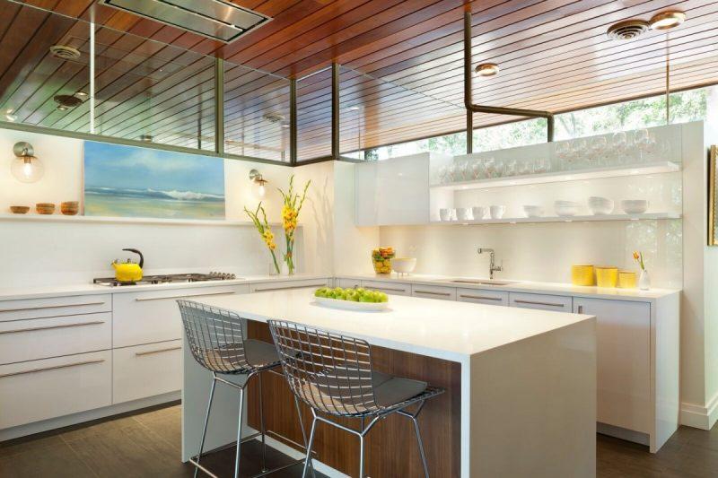 Mid Century Modern Kitchen Cabinet