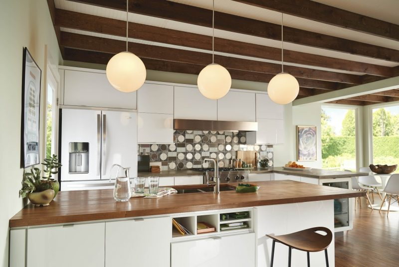 Mid Century Modern Kitchen Lighting