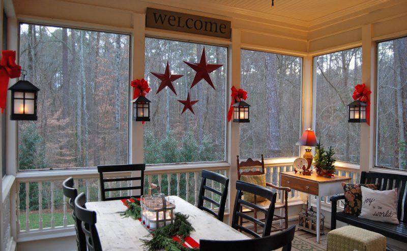 21 Screen Porch Ideas Decorating Easy And Cheap Simplyhome