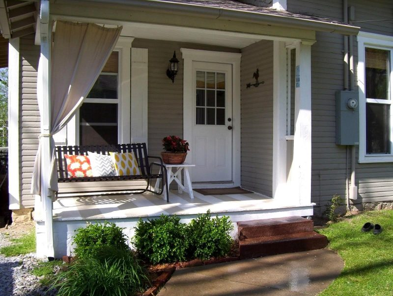 Screen Porch Ideas on a Budget