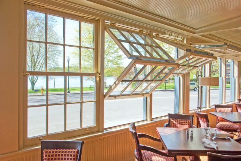Screen Porch Window Ideas